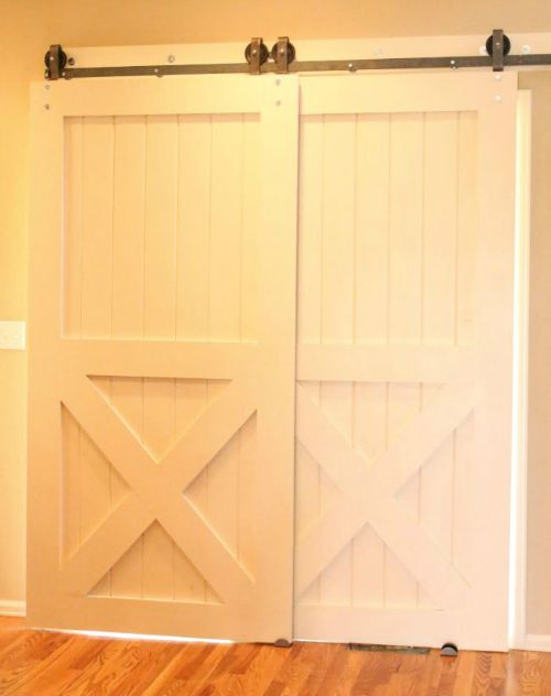Barn Doors for Patio Slider