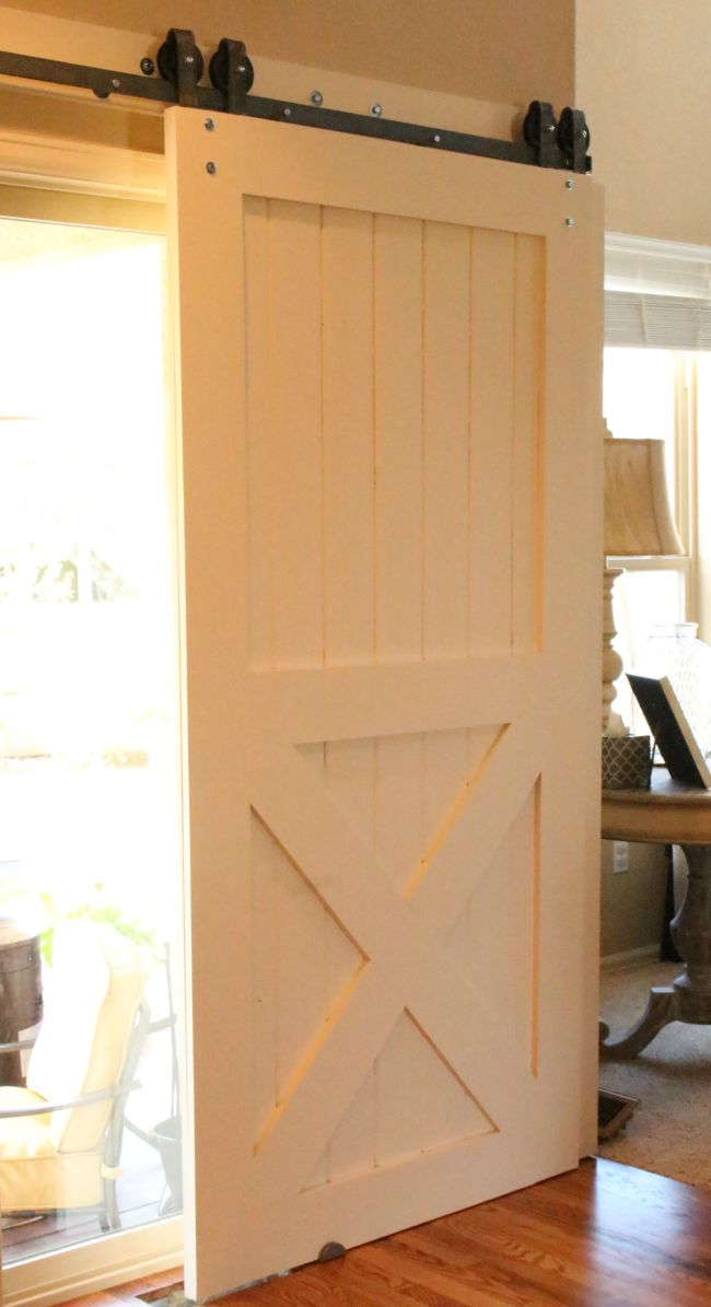 Captivating Barn Door