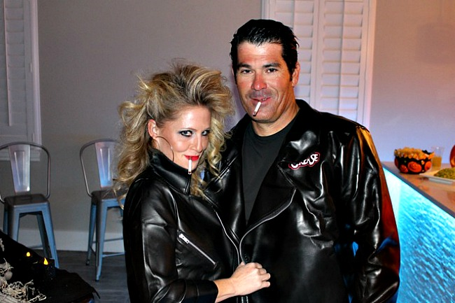 Danny and Sandy Costume 2