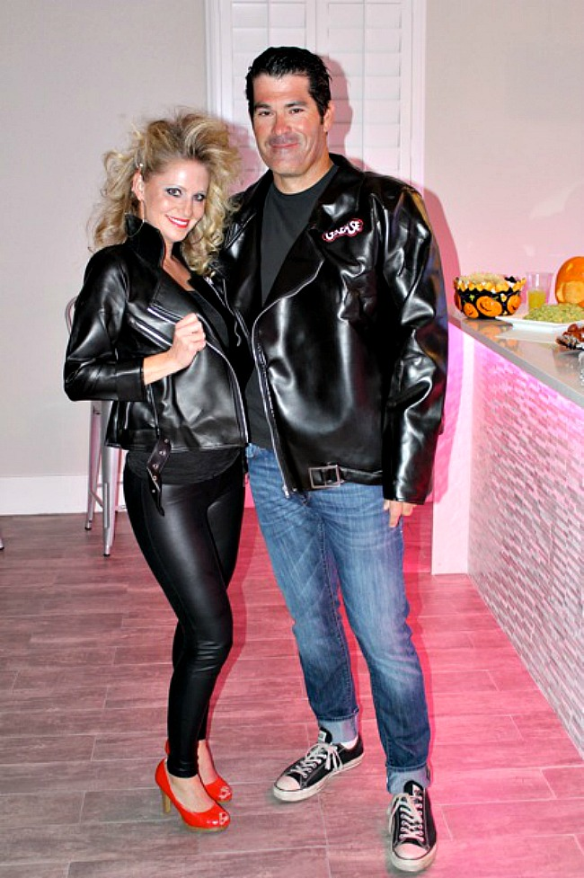grease halloween costume 2 hello danny and sandy