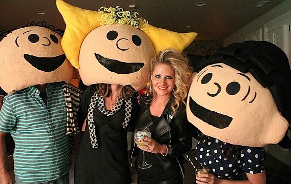 Charlie Brown Halloween Costumes DIY