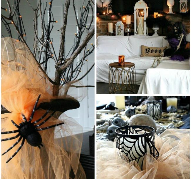 Haunted Mansion Halloween Decor Ideas