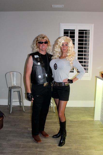 The Bounty Hunter Halloween Costume