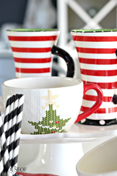 Glimpses of Christmas {In My Home}