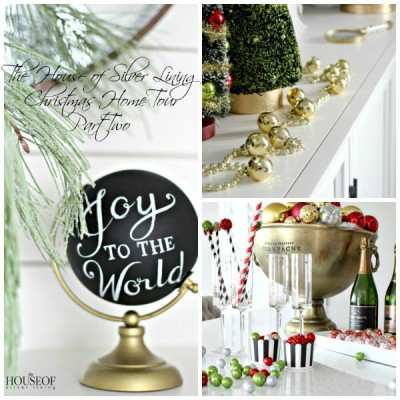 Christmas Home Tour {Part Two}