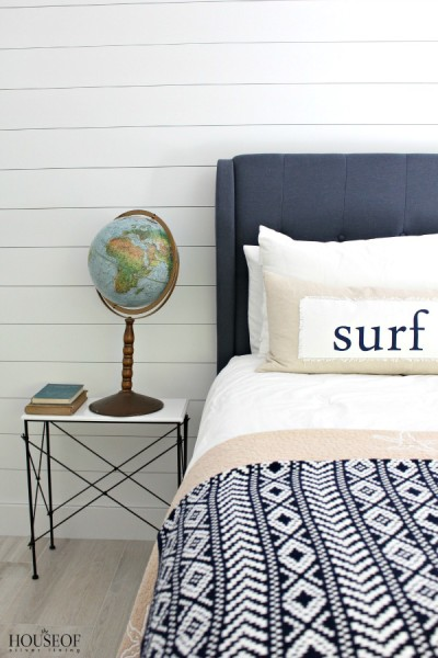 Surf's Up Teen Bedroom
