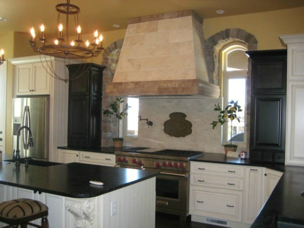 Kitchen Design Mistakes my biggest kitchen design mistake: soapstone - the house of silver