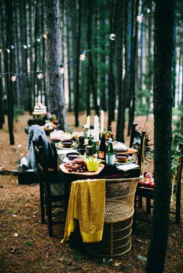 Glamming-it-up-in-the-forest