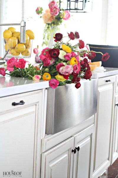 Styling The Home for Spring