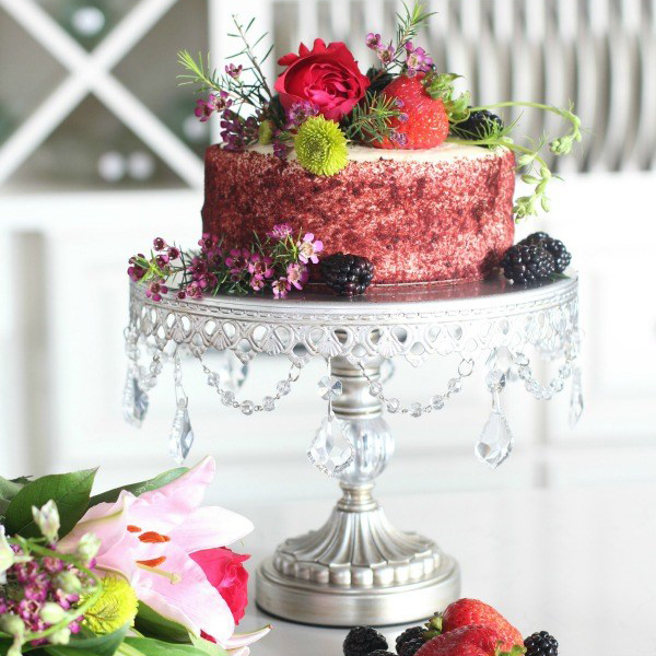 Store Bought Cake Makeover