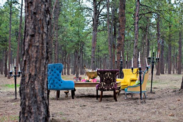 velvet-chairs-wooded-setting