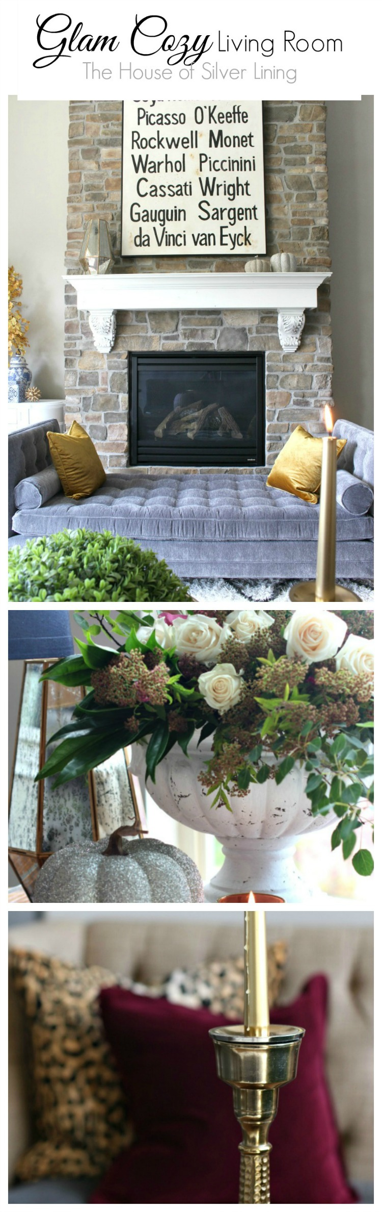 Cozy Living Room: The House Of Silver Lining