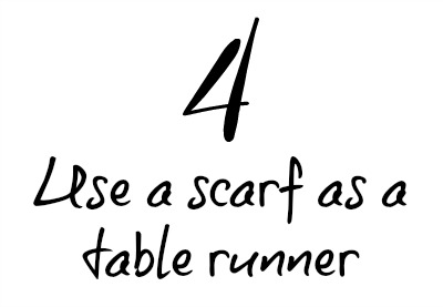 scarf-table-runner