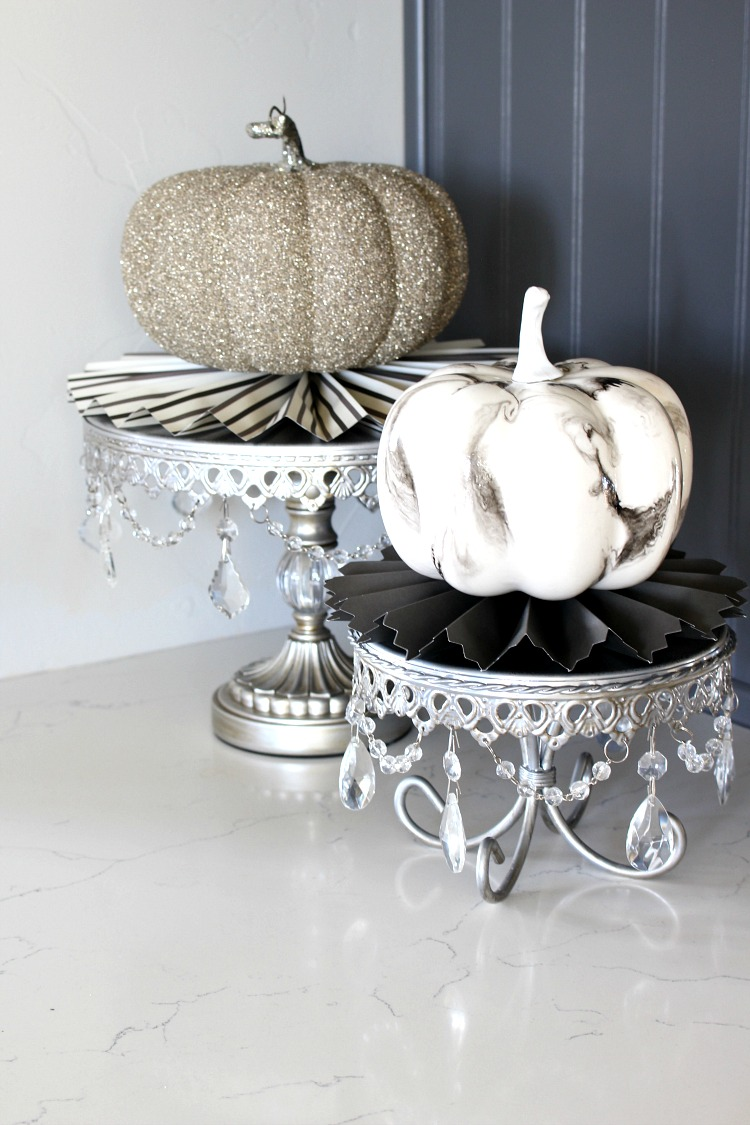 Elegant Amp Spooky Halloween Home Tour The House Of Silver