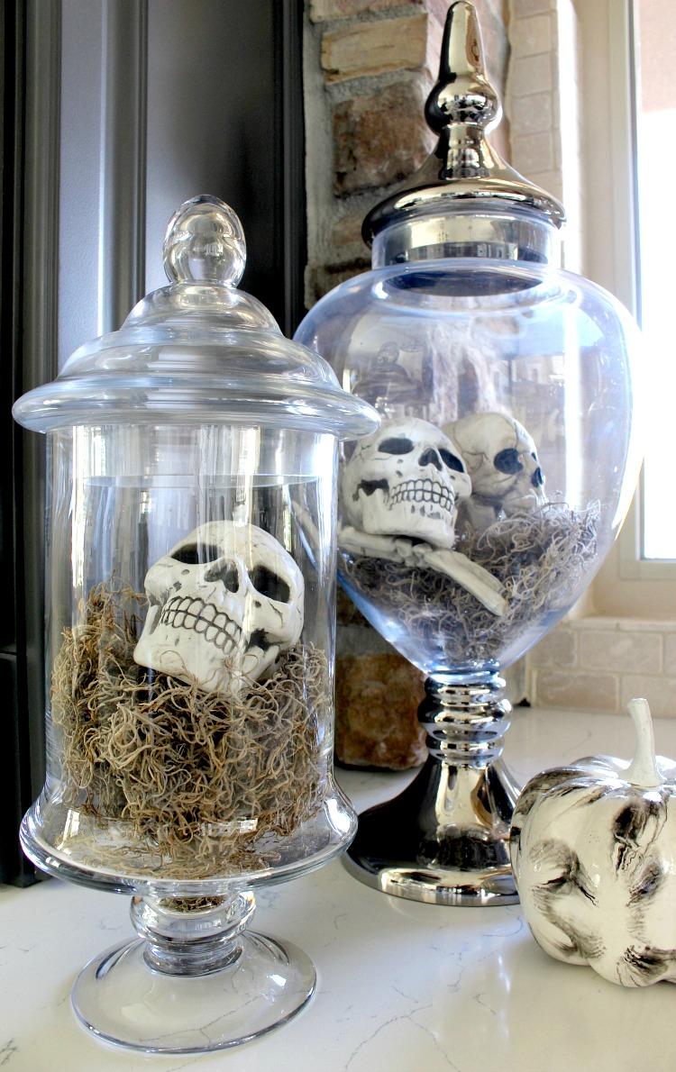 skulls-in-apothecary-jars-halloween
