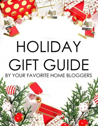 Holiday Gift Guide 2016 – Blog Hop