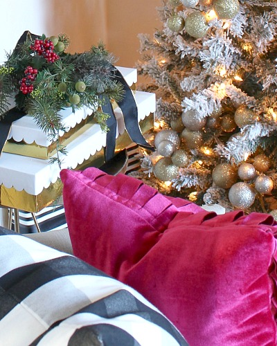 Blogger Stylin' Home Tours Christmas 2016