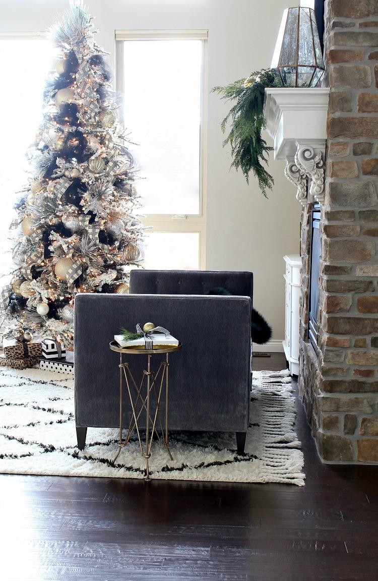 beautiful-10-foot-flocked-christmas-tree-living-room