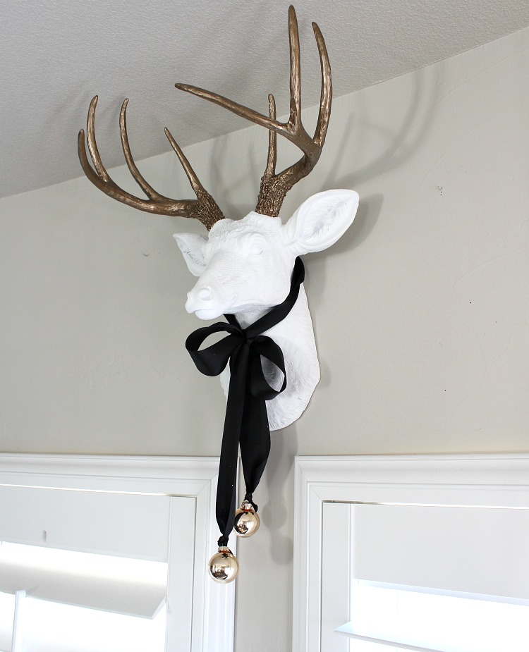 holiday-stag-head