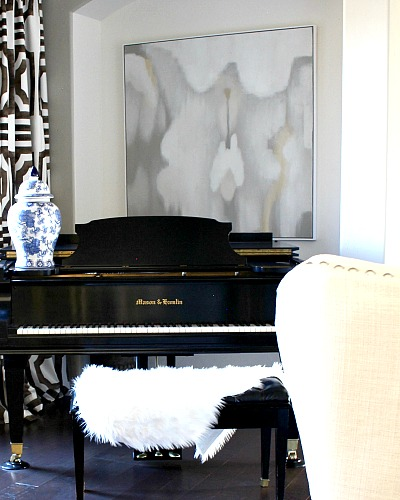 The Piano Room: New Canvas Art