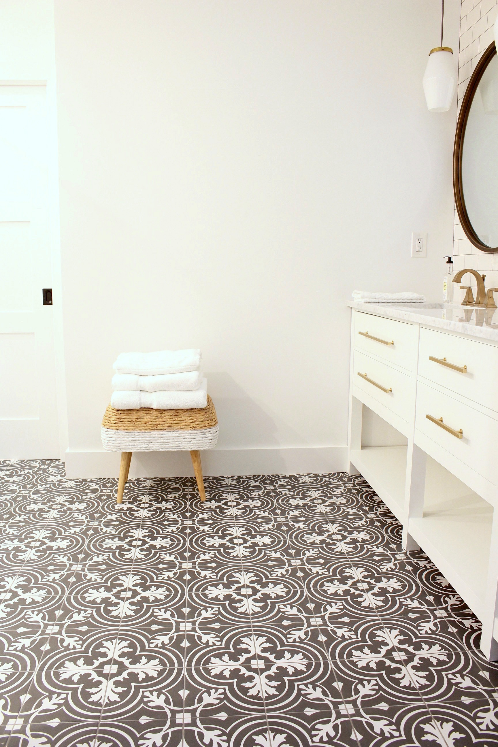 black-and-white-cement-tile-bathroom