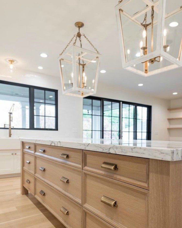 natural-wood-kitchen-island-northstar-builders