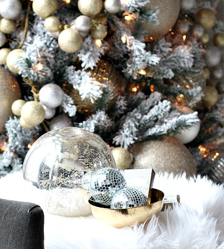 Decked + Styled Christmas Tour: A Farewell Christmas To Our Home