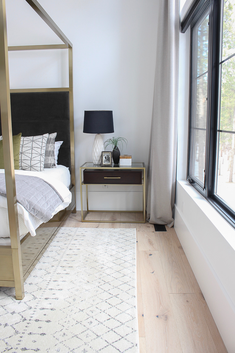 In The Past, Iu0027ve Always Had Mismatched Nightstands (which I Still Love  That Concept), But In This Home Iu0027m Moving Away From The Eclectic Look And  Focusing ...