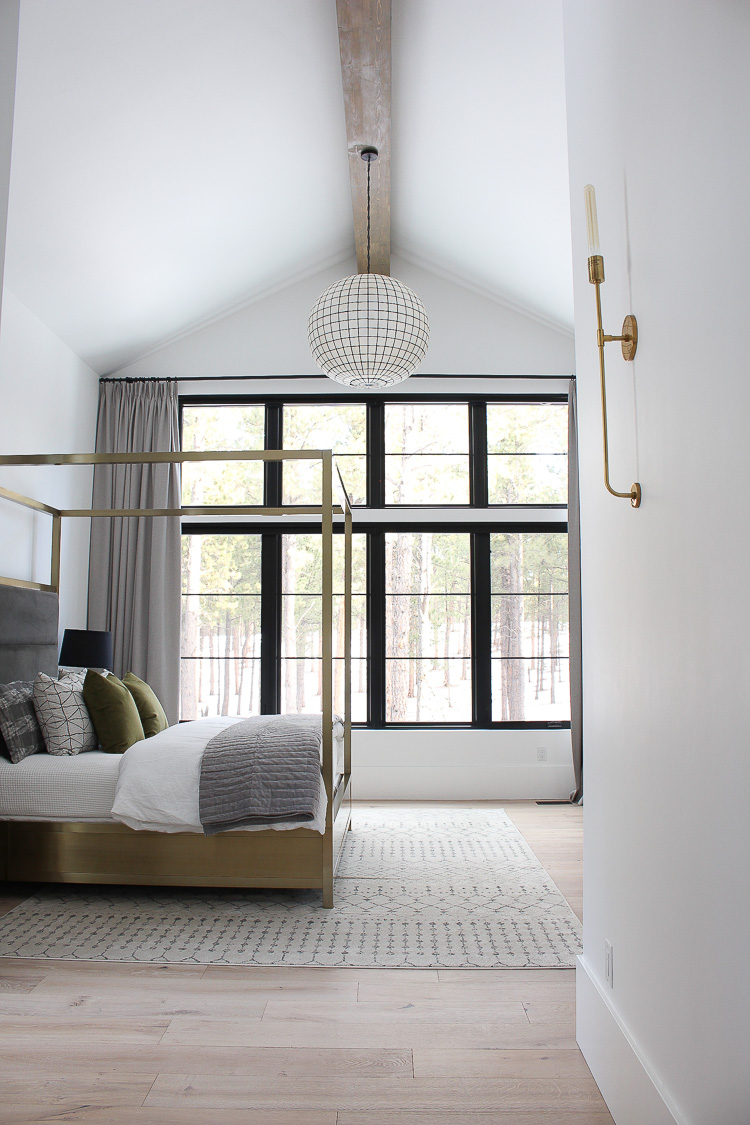 The Forest Modern: Master Bedroom Reveal! - The House of Silver Lining