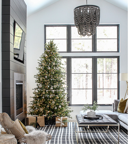 The Forest Modern Grand Finale Christmas Home Tour 2018!