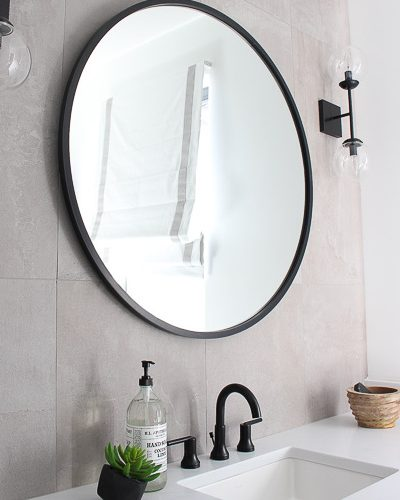 Bathroom Design With The Concrete Trend