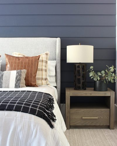 Our Son's Bedroom Reveal! The Tailored Blue Room