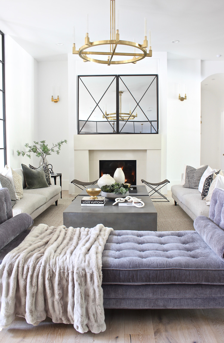 - 3 Ways To Welcome Fall Into Your Living Room - The House Of Silver Lining