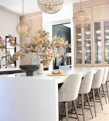 Fall Home Tour 2020 + Practical Styling Tips For Transitioning Your Home Into Fall