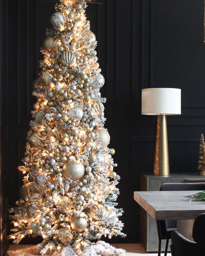 Simple Designer Tips On Creating a Luxe, Elegant Christmas Tree